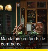 Mandataire en fonds de commerce